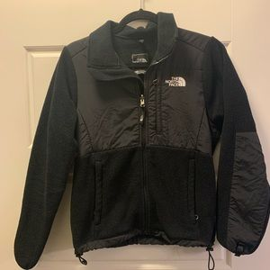 The North Face black jacket XS